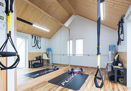 パーソナルトレーニング専用個室